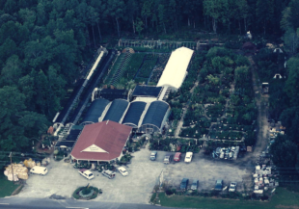 Overview of Thomas Gardens in New Chuch VA