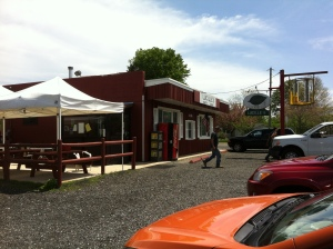 LepLunch in Warren Grove -- Justine's Diner!