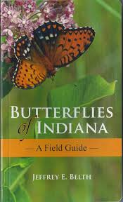 Butterflies of Indiana, 2013, Indiana University Press.